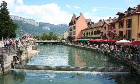 Annecy (Wanderlust)