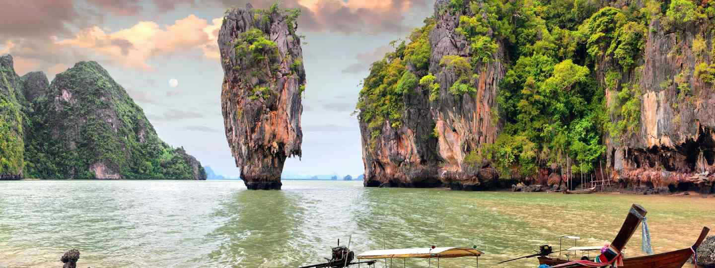 James Bond Island, Thailand (Dreamstime)