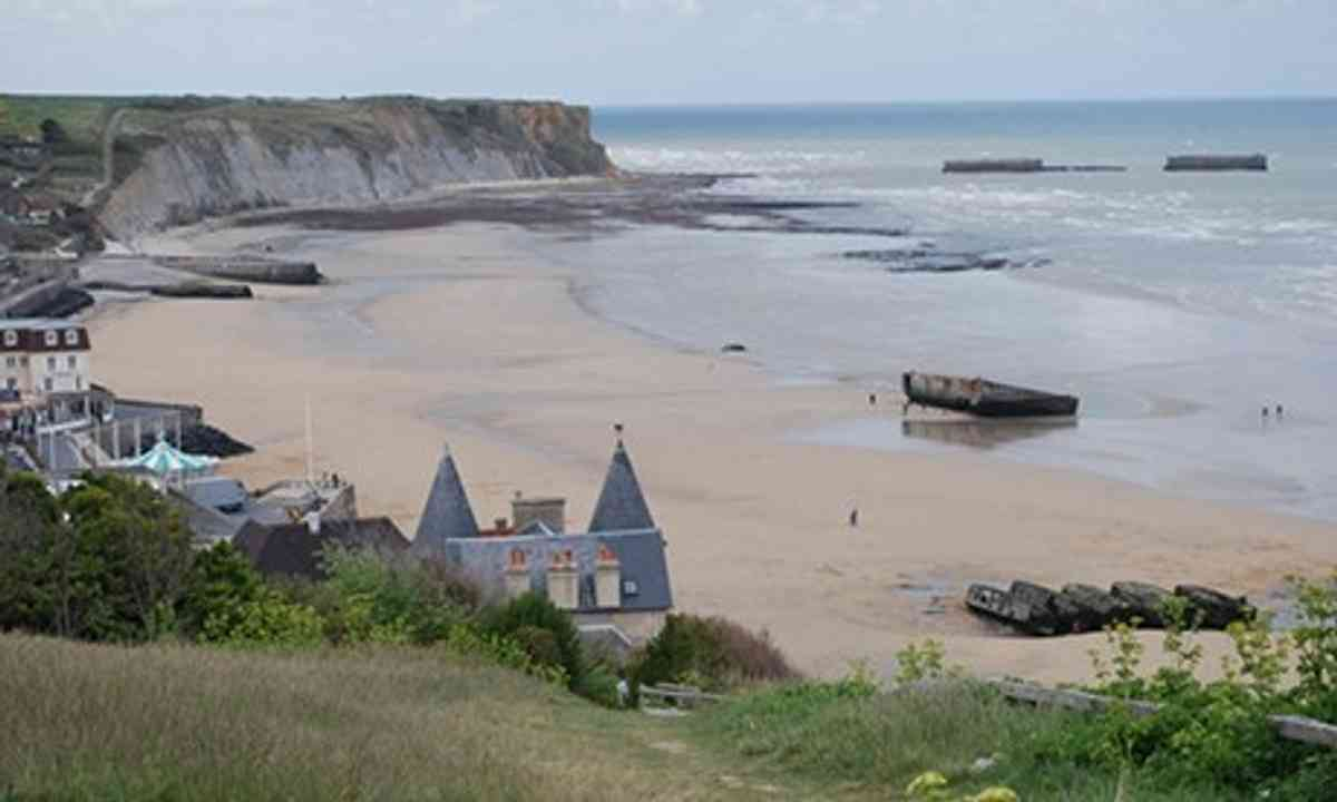 Normandy (Helen Moat)