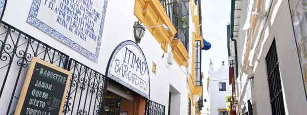 Restaurants in Seville (Dreamstime)