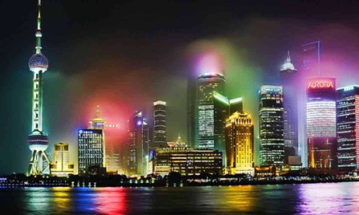 Shanghai (Paul Morrison)