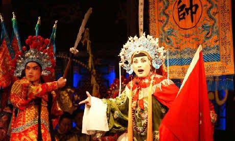 Chengdu opera