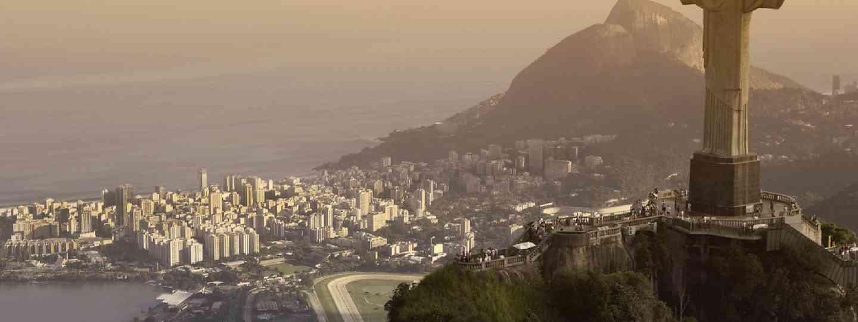 Christ the Redeemer statue, Rio de Janerio (Dreamstime)