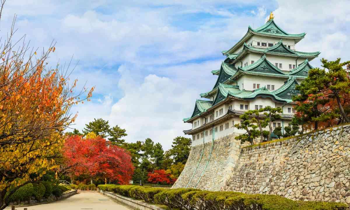 Nagoya Castle (Shutterstock)