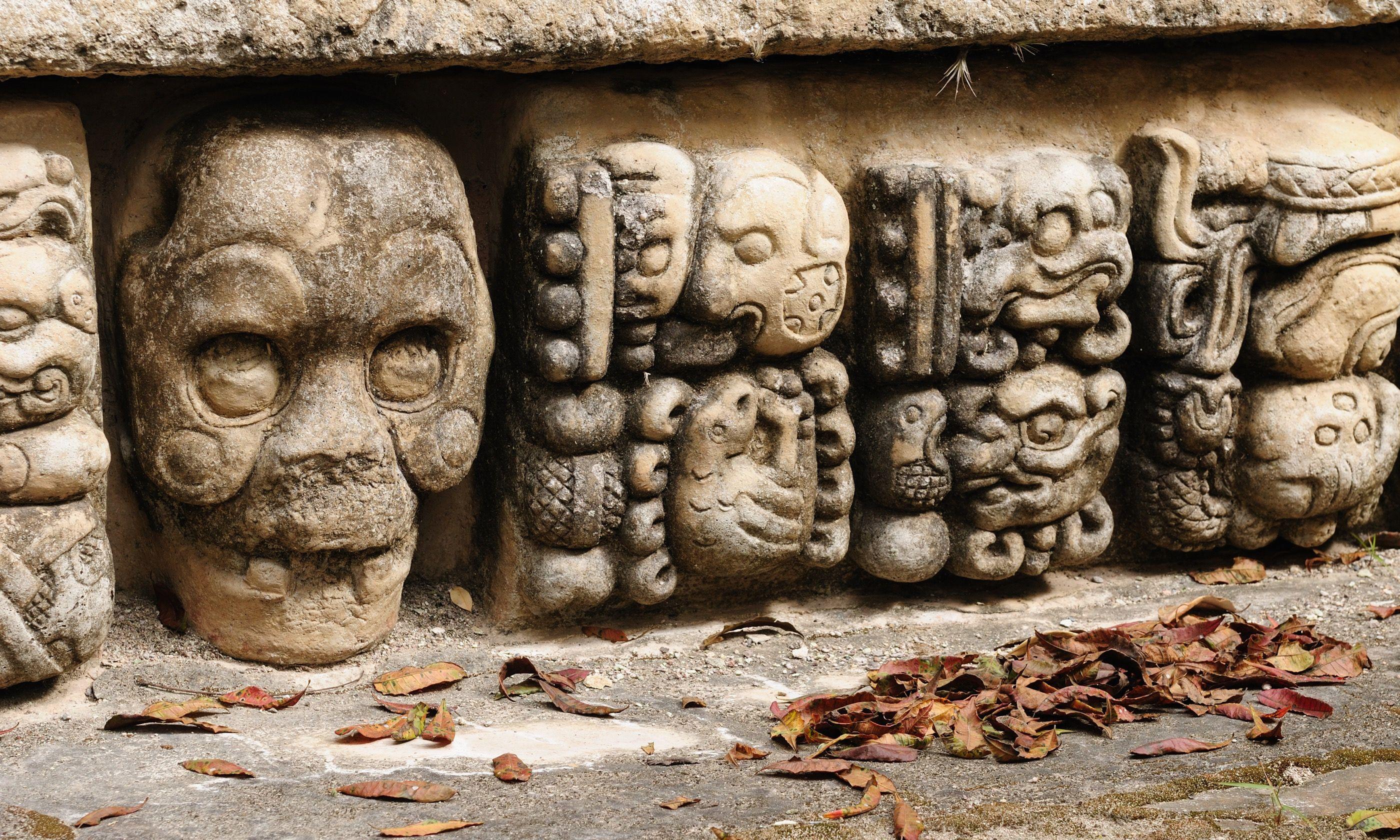 Mayan ruins in Copan (Dreamstime)