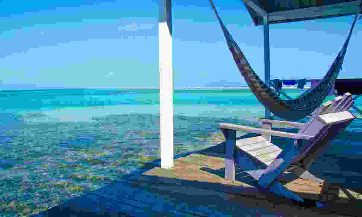 Time to relax in Belize (Dreamstime)