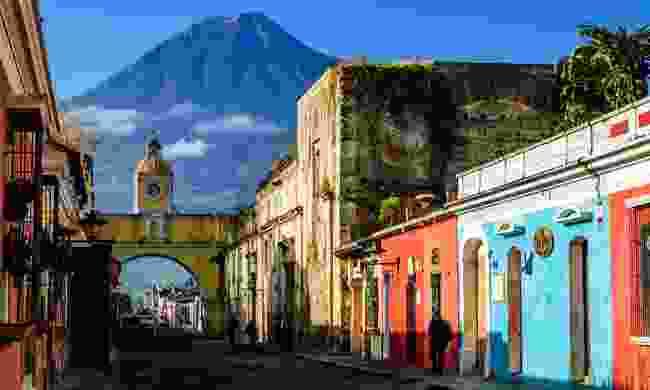 Colonial Antigua in Guatemala (Dreamstime)