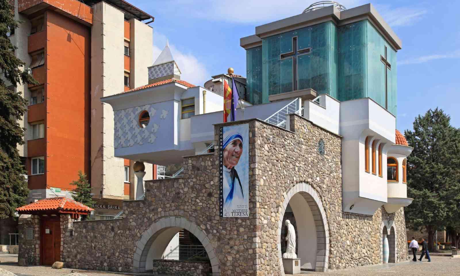 Memorial House of Mother Teresa (Shutterstock)