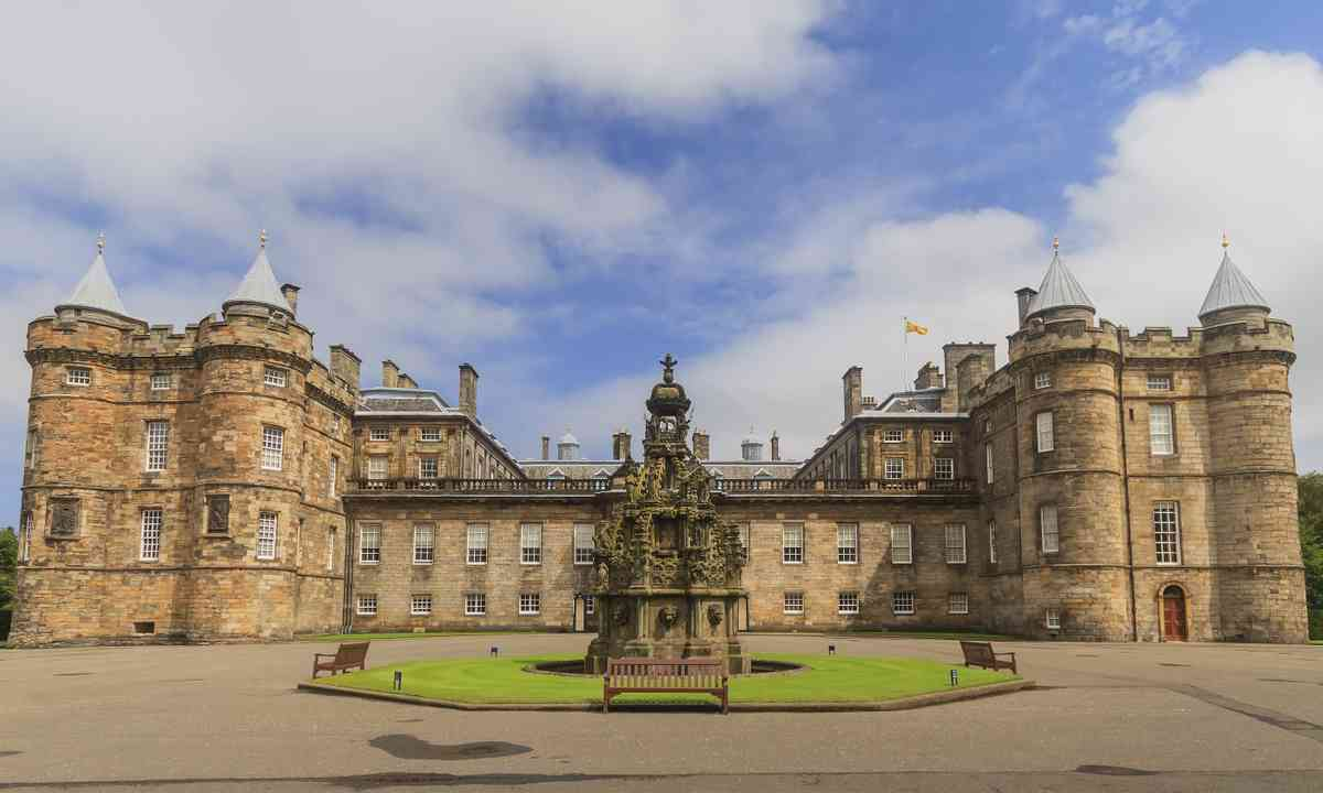 Palace of Holyroodhouse (Dreamstime)