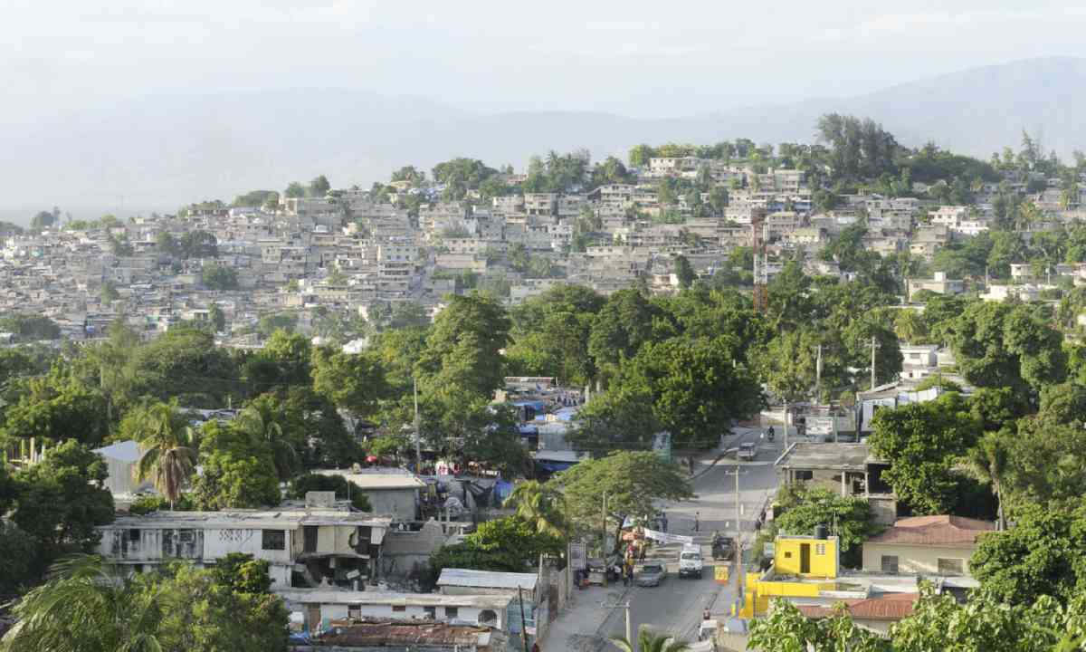 Downtown Port au Prince (Shutterstock)
