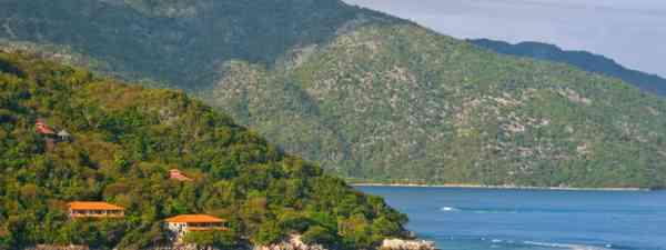 Coast of tropical Haiti (Shutterstock: see credit below)