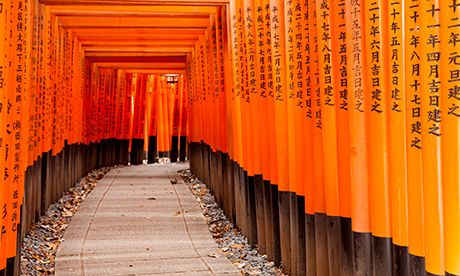 Shrine, Kyoto. (Shutterstock.com)