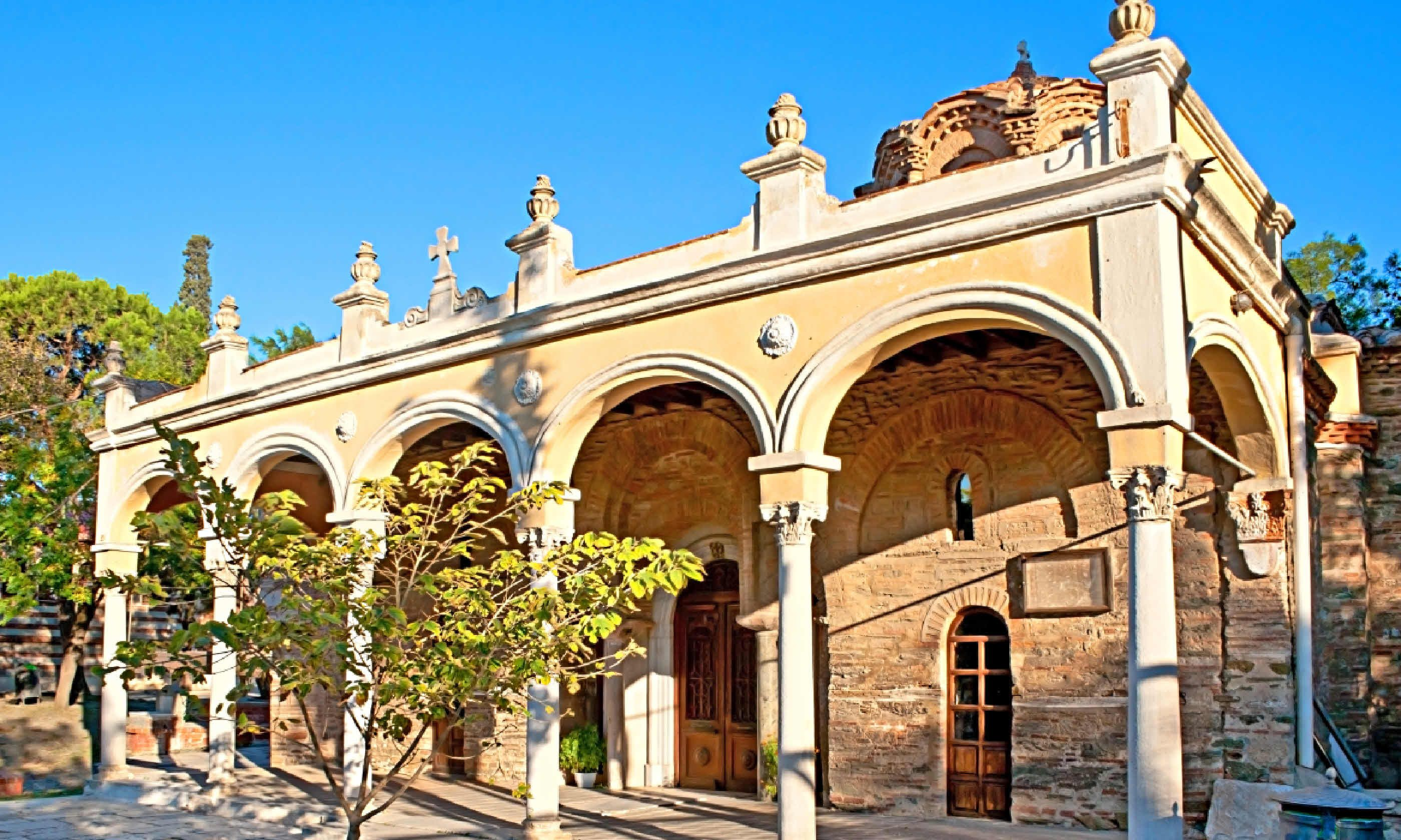Vlatadon Monastery (Shutterstock)