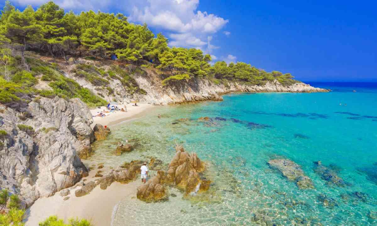 Halkidiki Peninsula (Shutterstock)