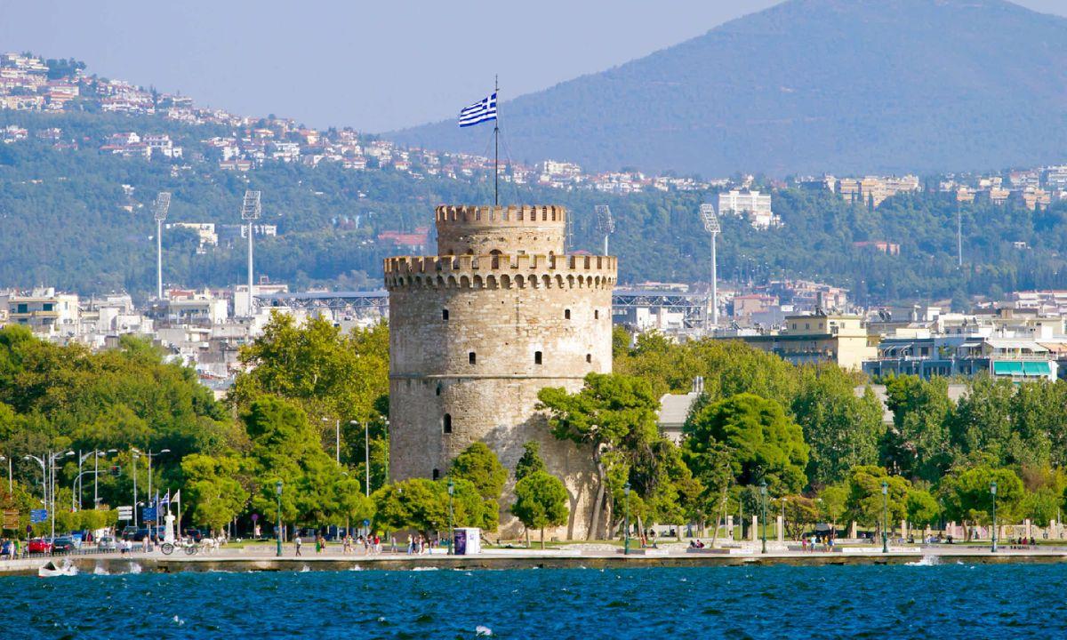 Short Break in Thessaloniki, Greece