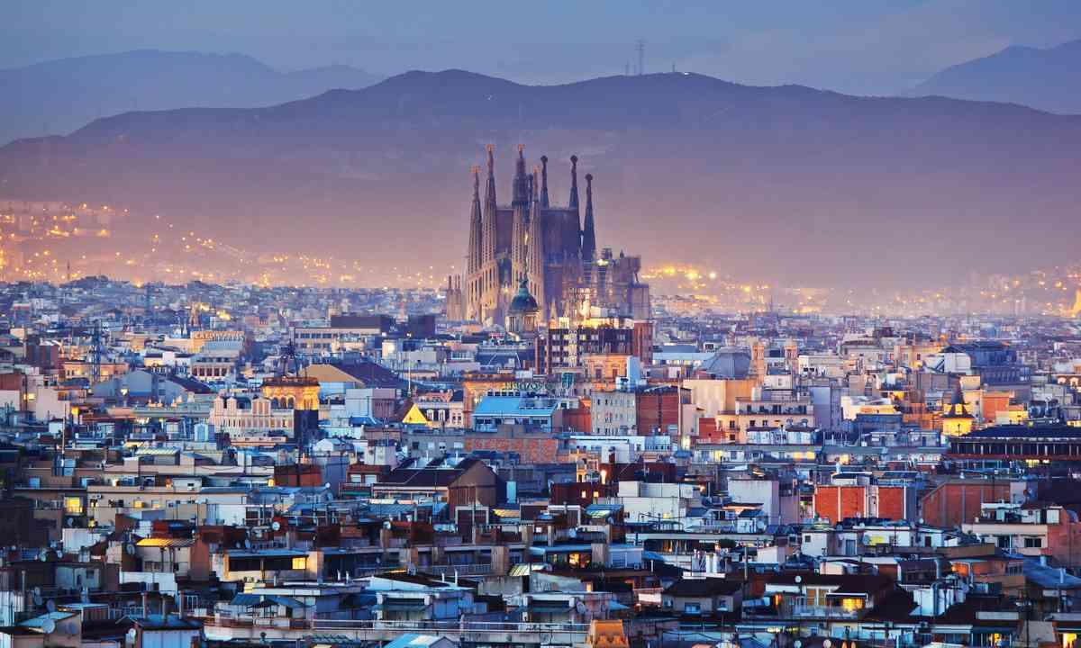 Barcelona. From Shutterstock.com