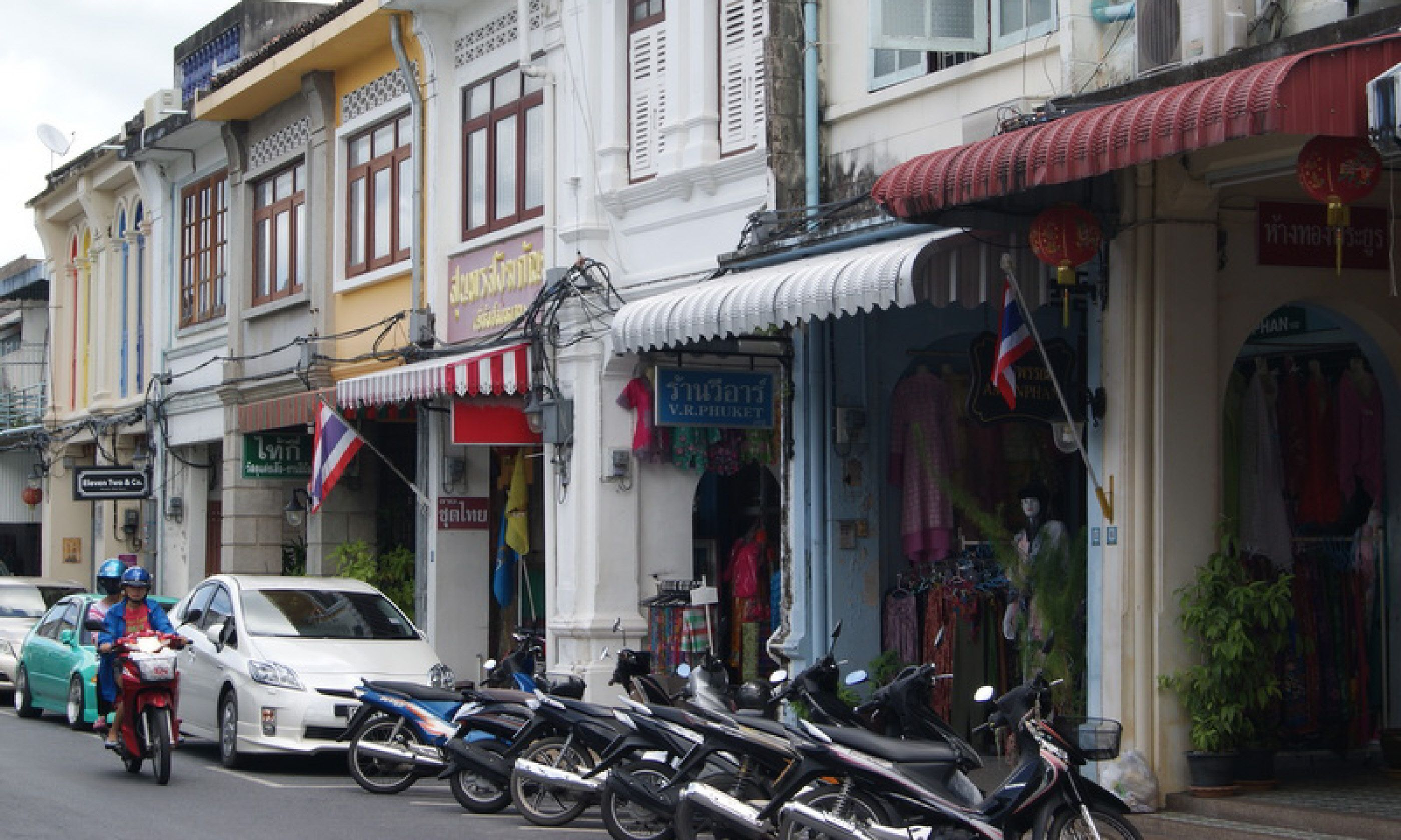 Phuket town (Photo: Emma Higgins)