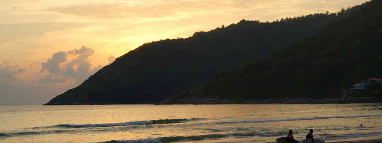 Nai Han Beach (Photo: Emma Higgins)