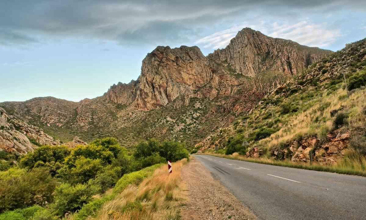 Montagu, Western Cape (Shutterstock.com)
