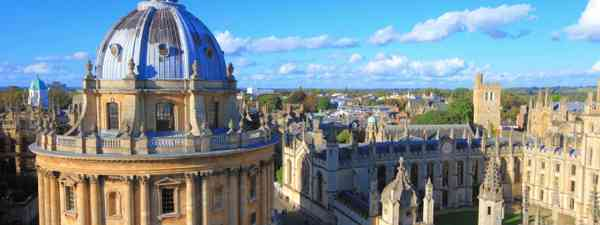 Oxford City University (Shutterstock: see credit below)
