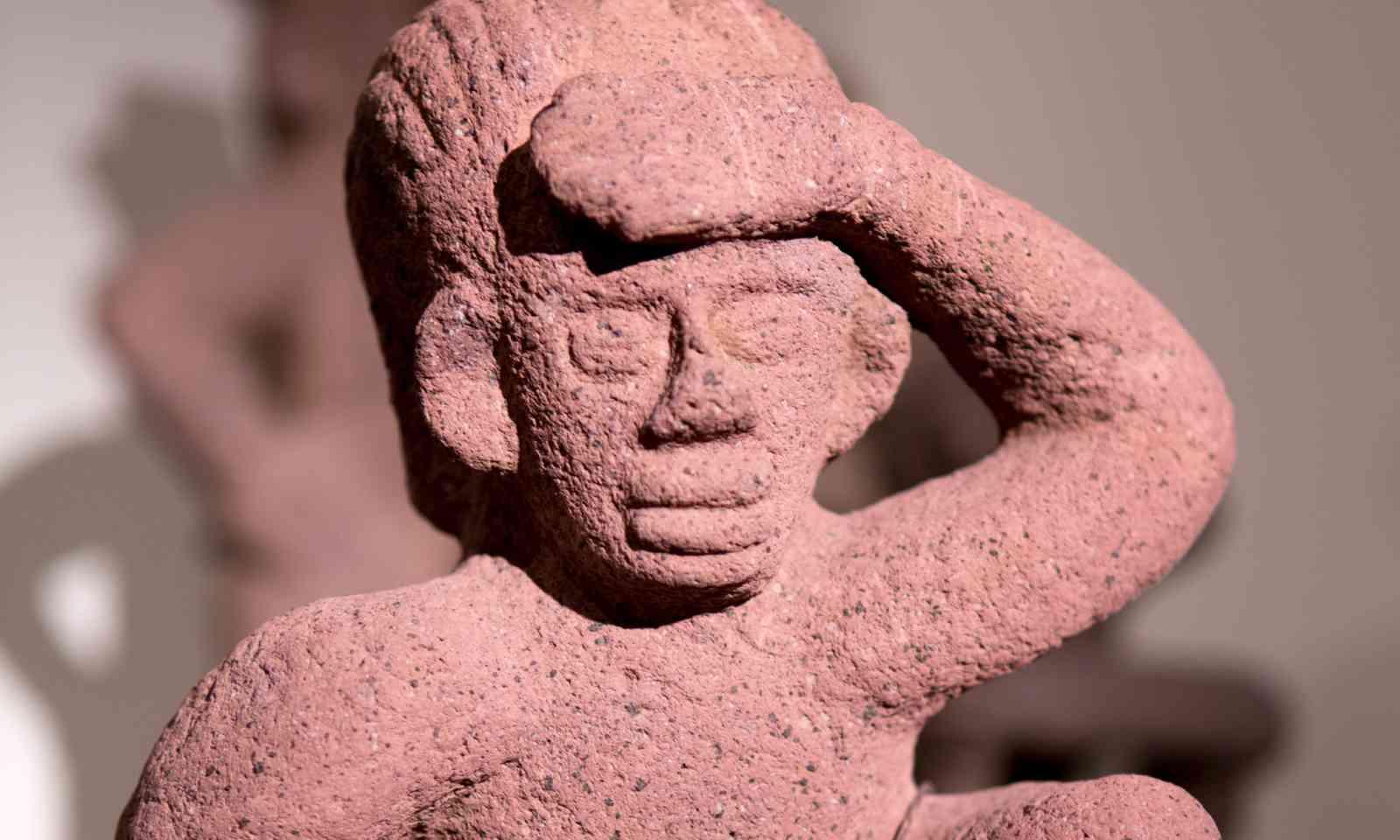 Mayan sculpture found in Costa Rica (Dreamstime)
