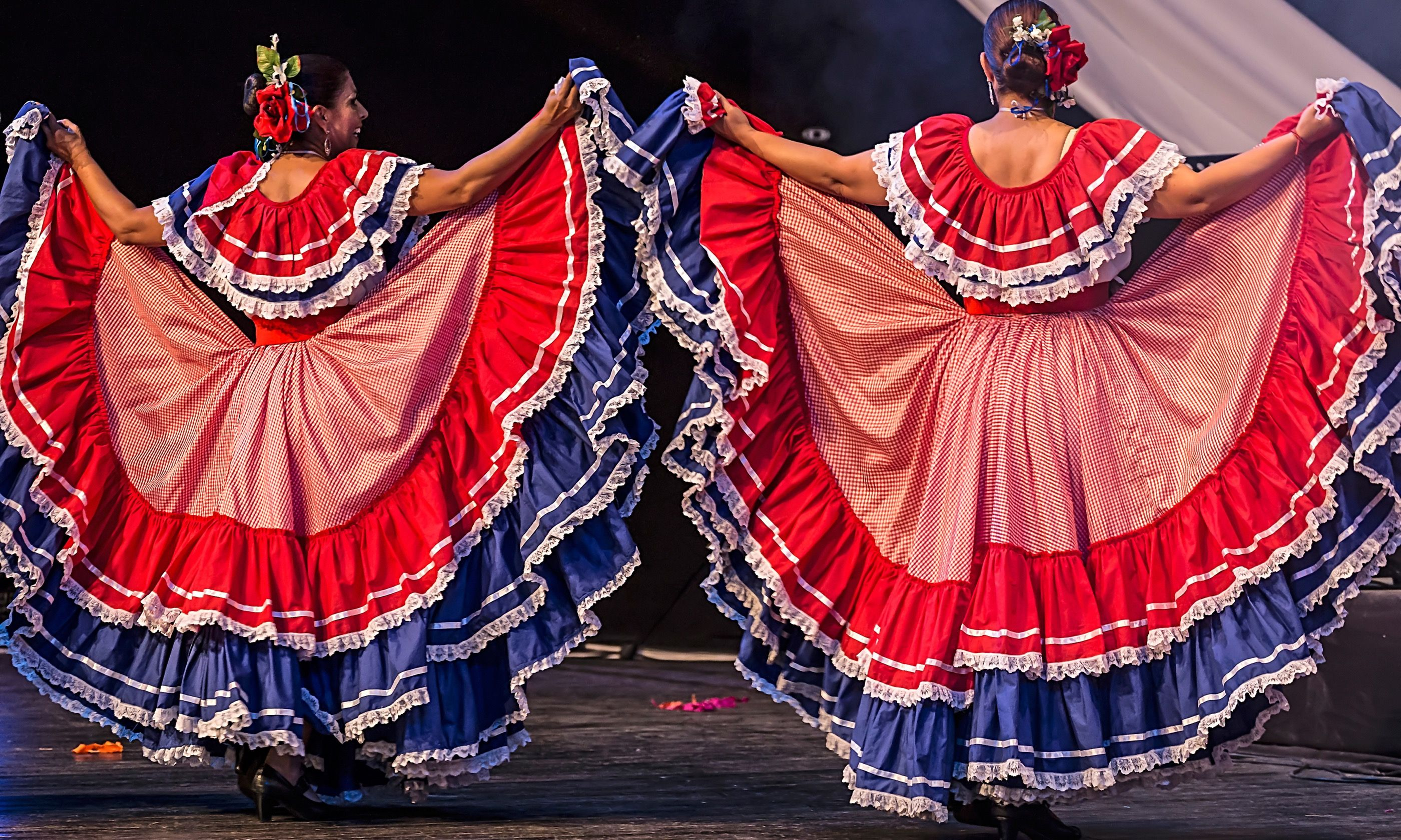 Fiesta time in Costa Rica (Dreamstime)