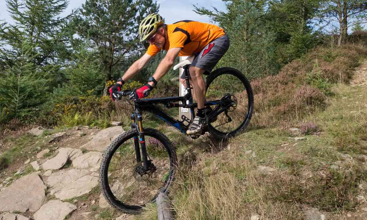 Mountain biking in South Wales (Shutterstock.com)