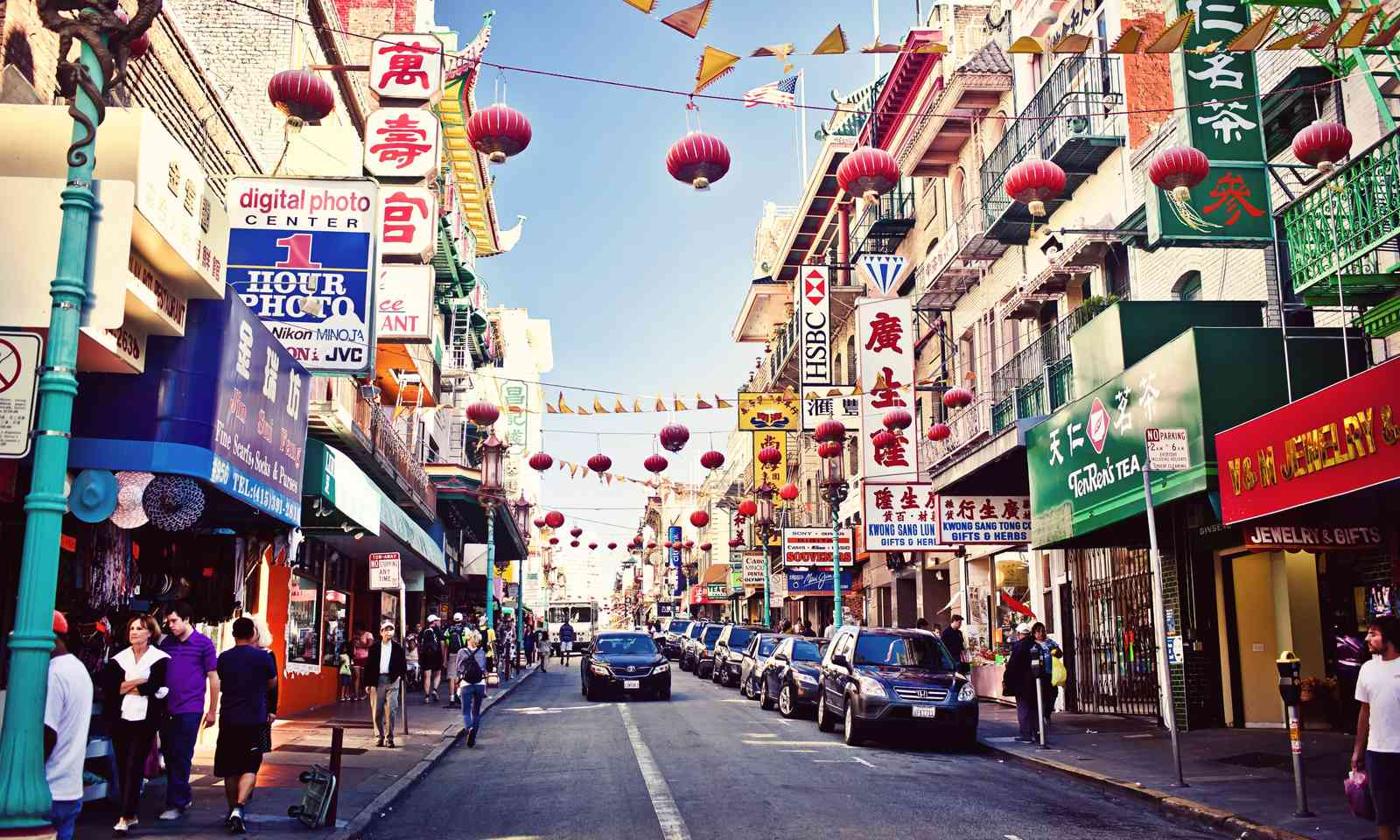 Chinatown, San Francisco (Dreamstime)