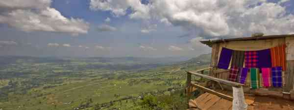 A view point over the Great Rift Valley (Shutterstock: see credit below)
