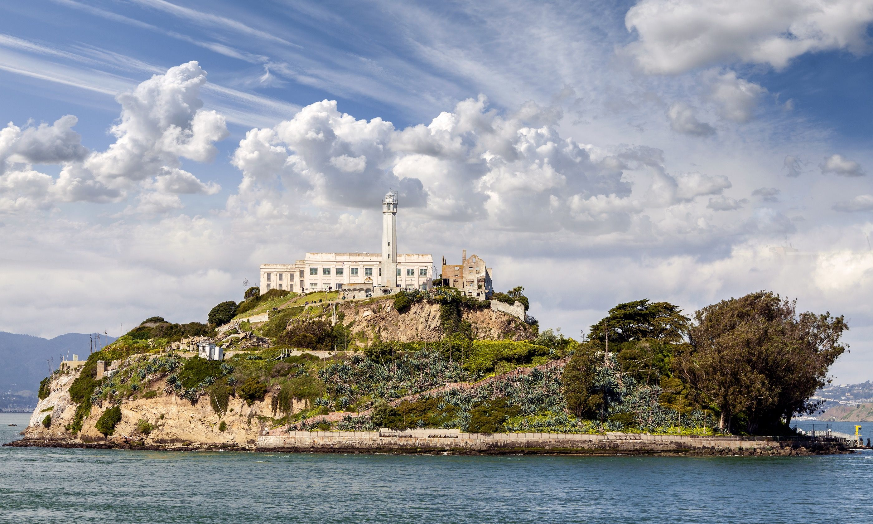 Welcome to Alcatraz (Dreamstime)