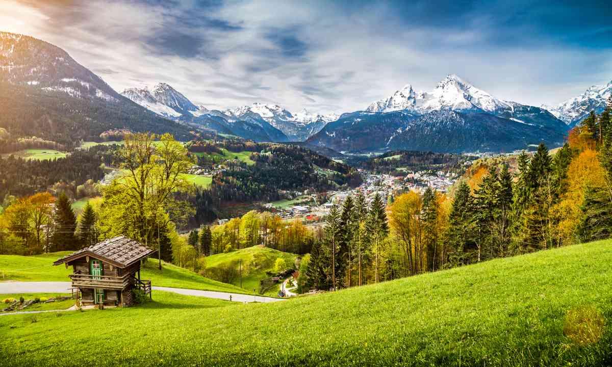 Berchtesgadener (Shutterstock.com)