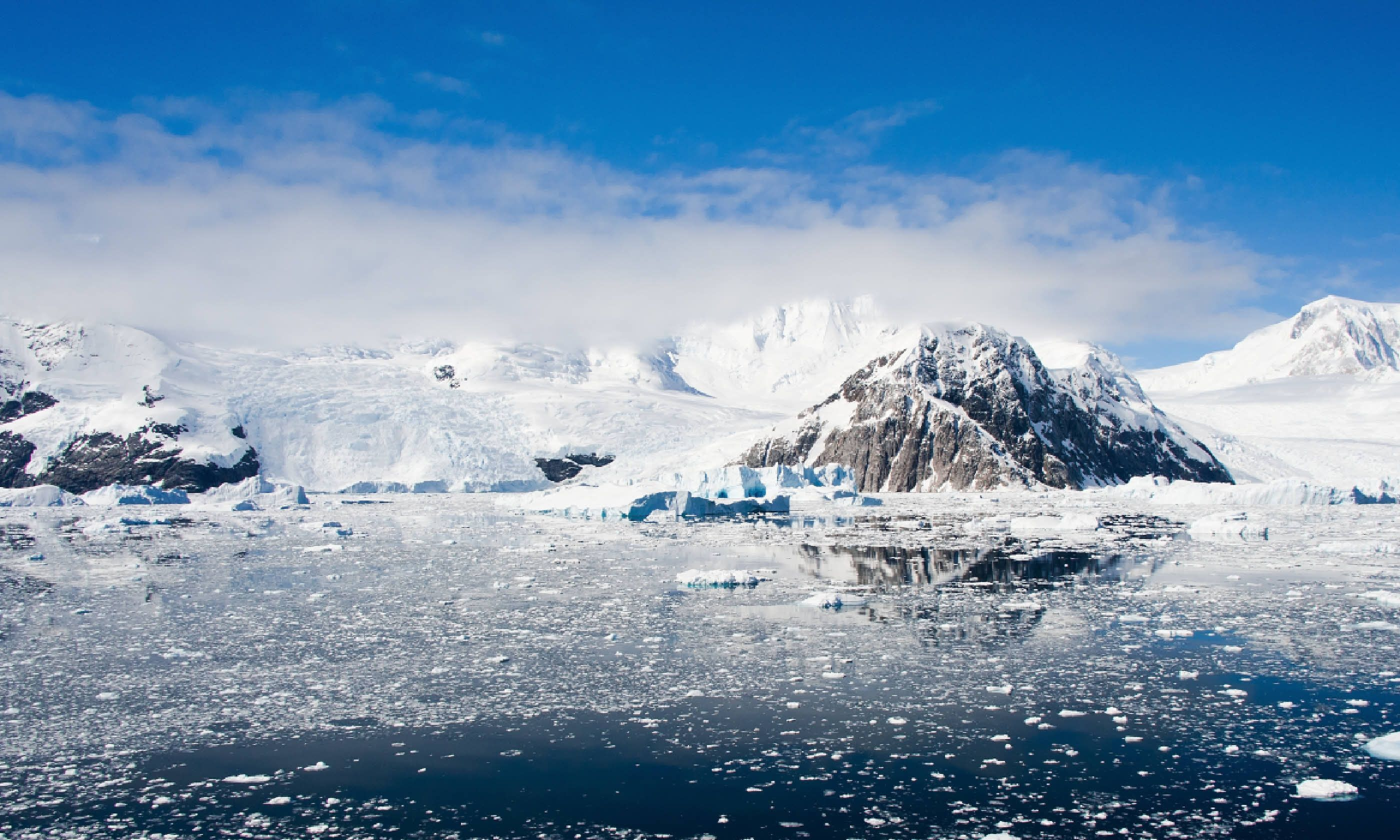 Lemaire Channel in Antarctica (Shutterstock)