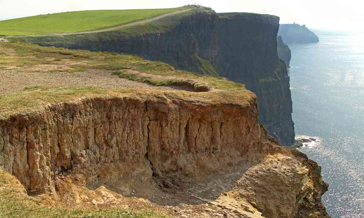 Cliffs of Moher (Shutterstock.com)