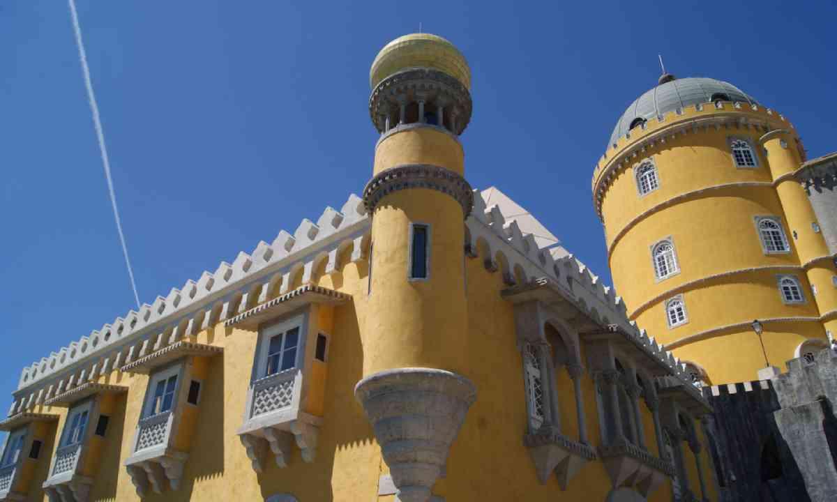 Palácio da Pena (Photo: Emma Higgins)
