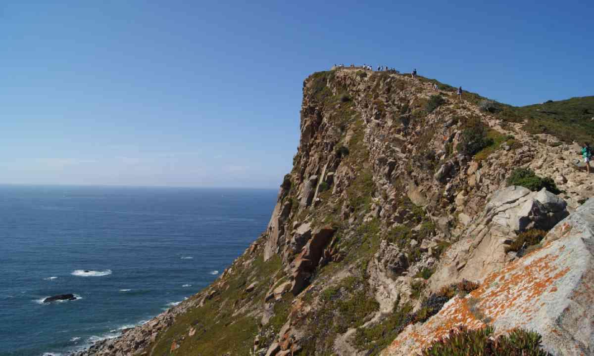 Cabo da Roca (Photo: Emma Higgins)