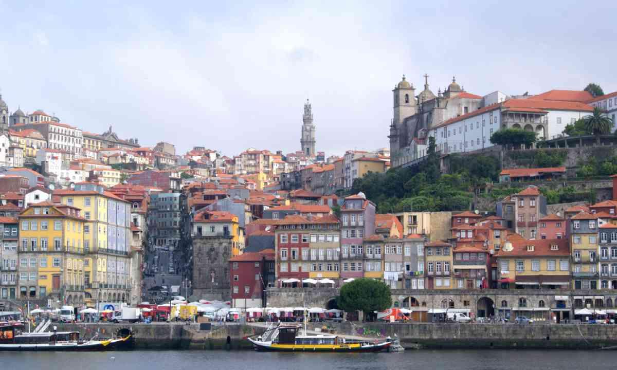 Porto (Photo: Emma Higgins)