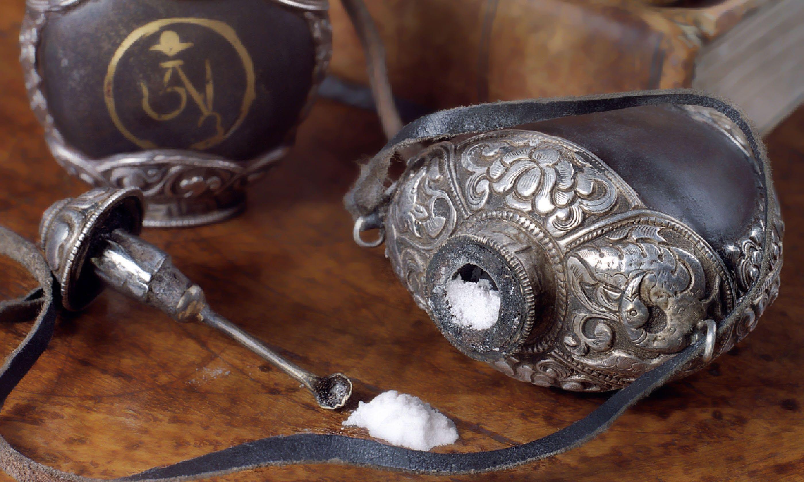 Opium, India (Shutterstock)