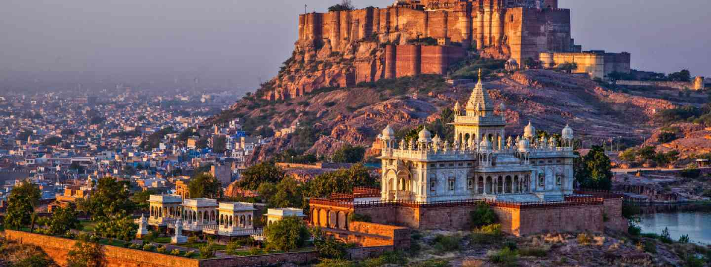 Jodhpur, Rajasthan, India (Shutterstock: see credit below)