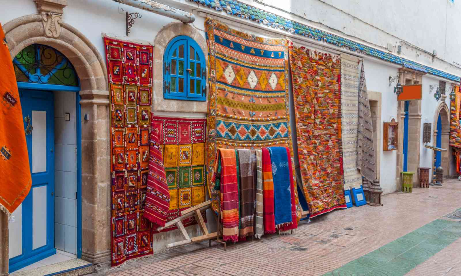 Essaouira medina (Dreamstime)