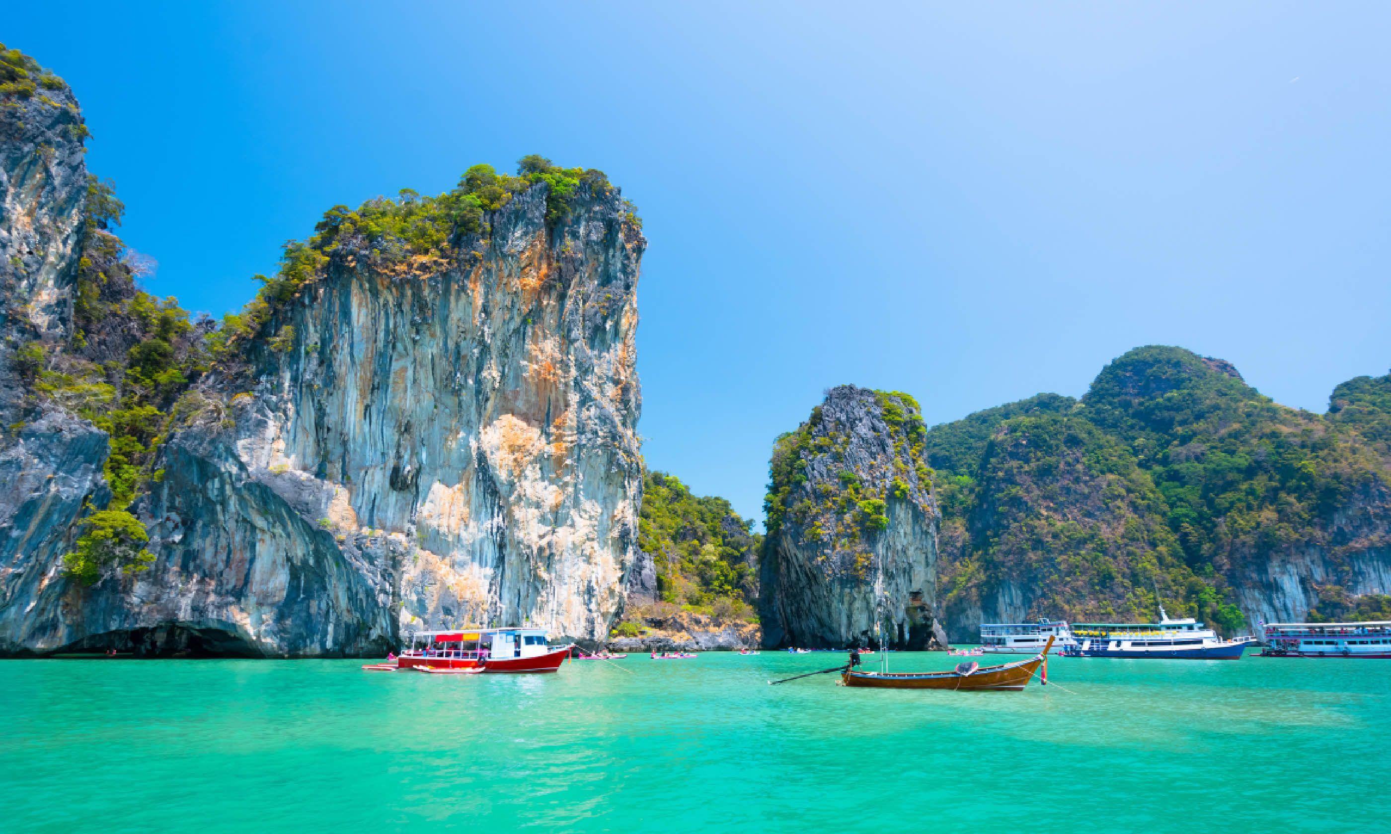 Phuket, Thailand (Shutterstock)