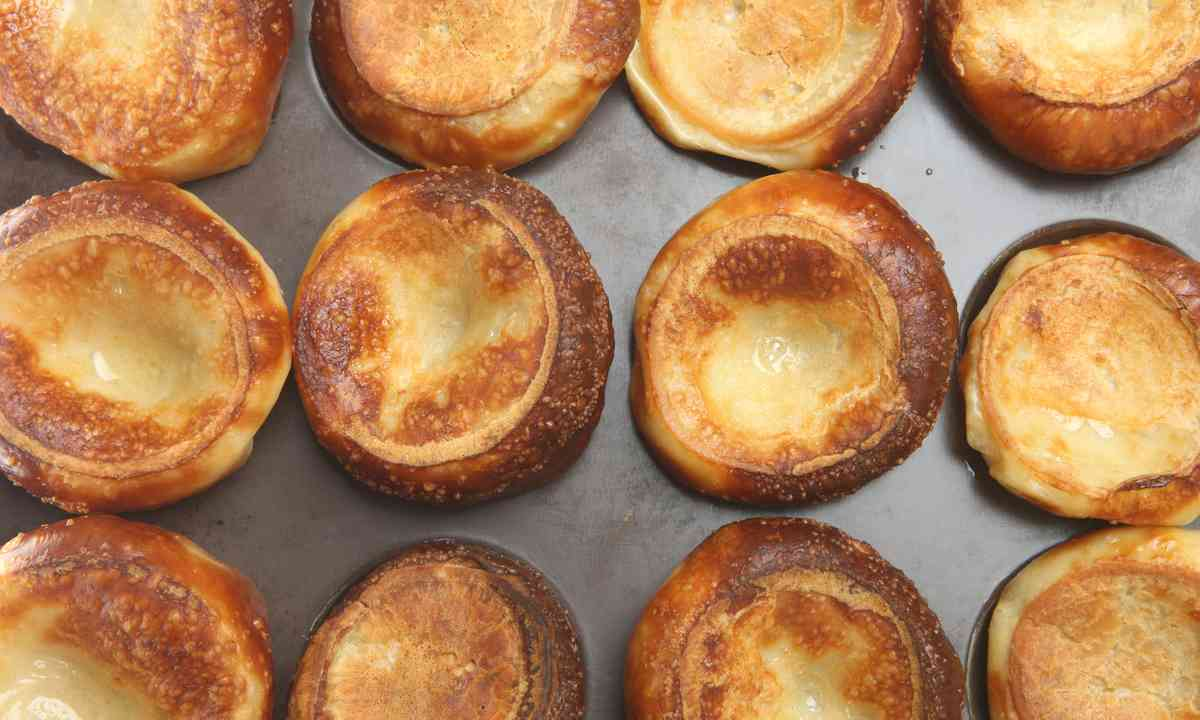 Yorkshire Puds (Shutterstock.com)