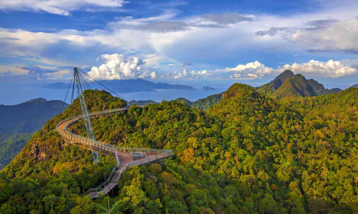 Langkawi seen from Cable Car viewpoint (Shutterstock)
