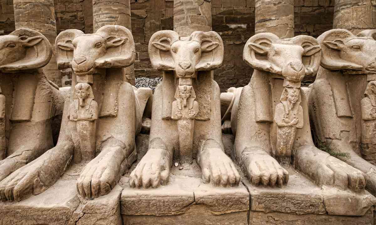 Karnak Temple (Shutterstock.com)
