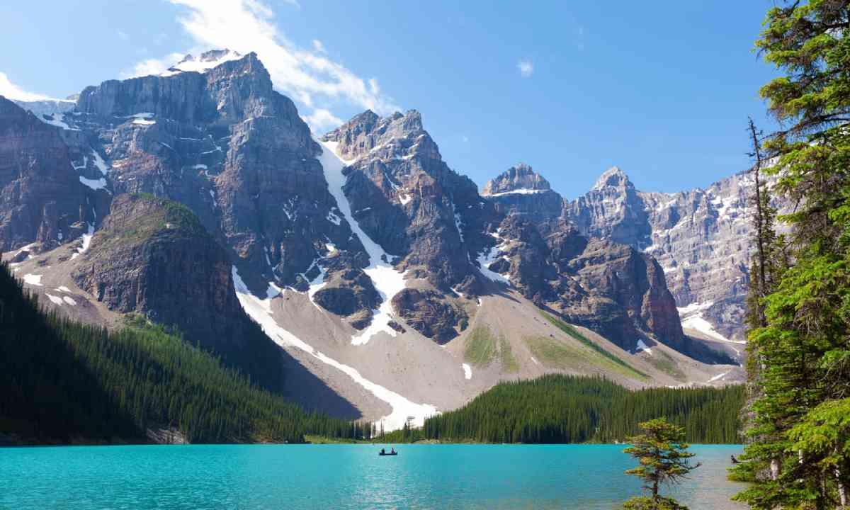 Alberta, Canada (Shutterstock)