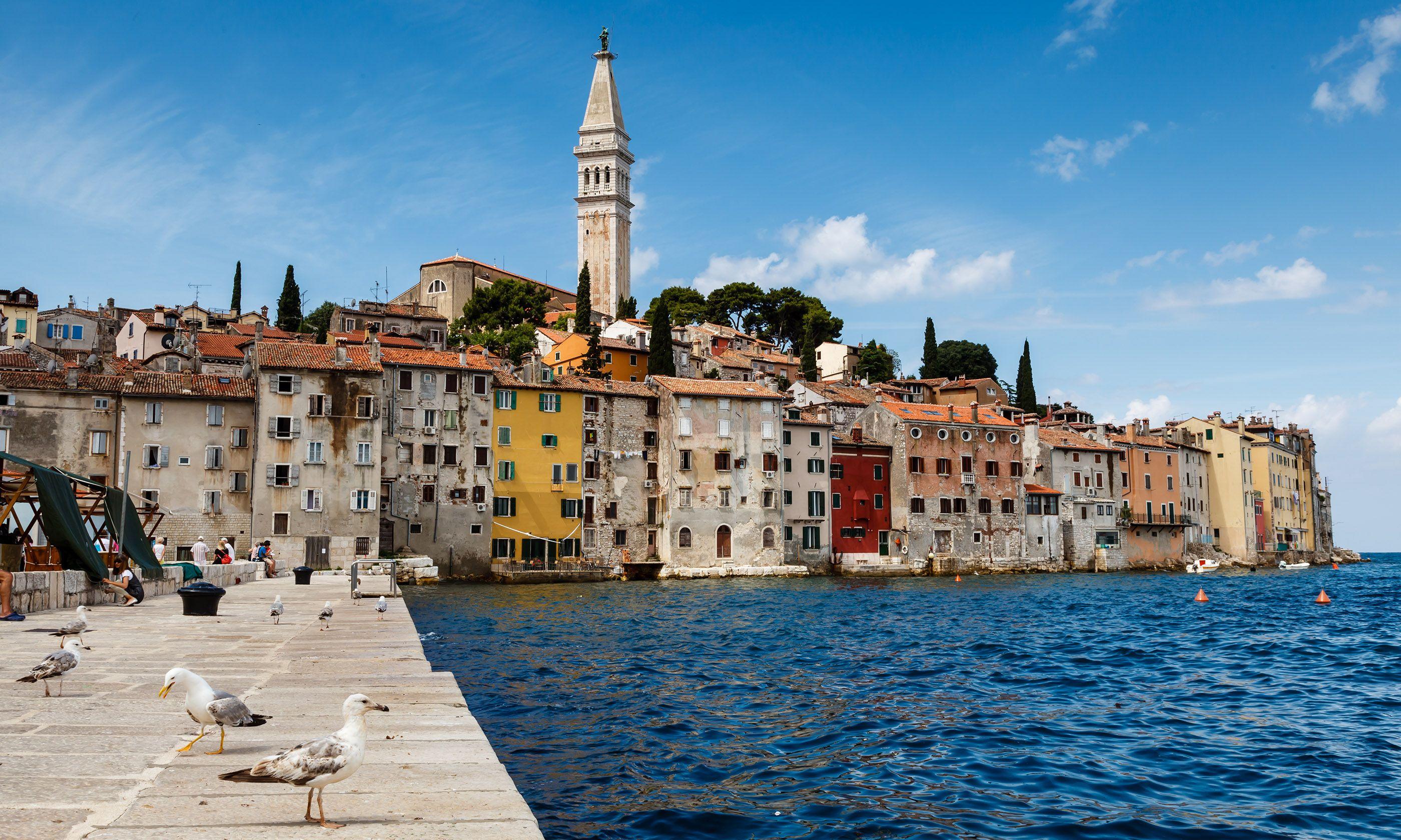 Rovinj, Croatia (Shutterstock.com)
