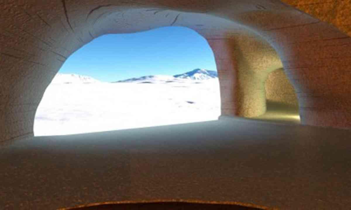 Ice Tunnel (InspiredByIceland.com)