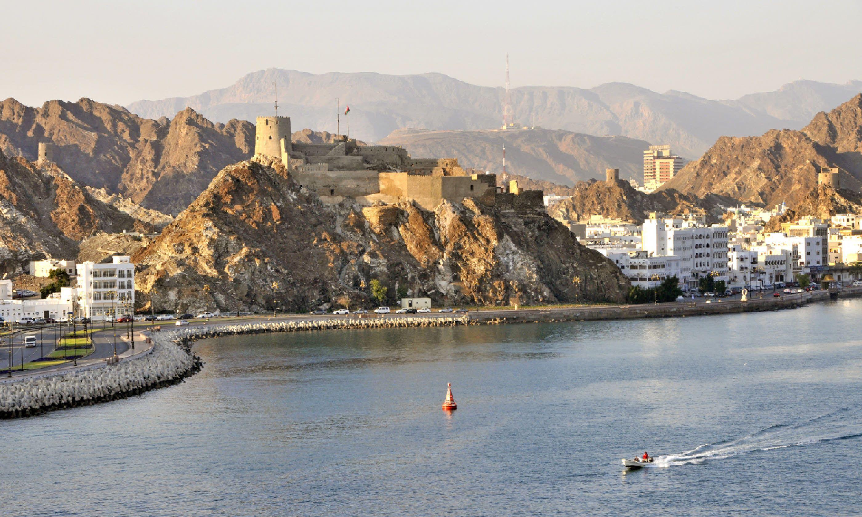 Muttrah Corniche (Shutterstock)