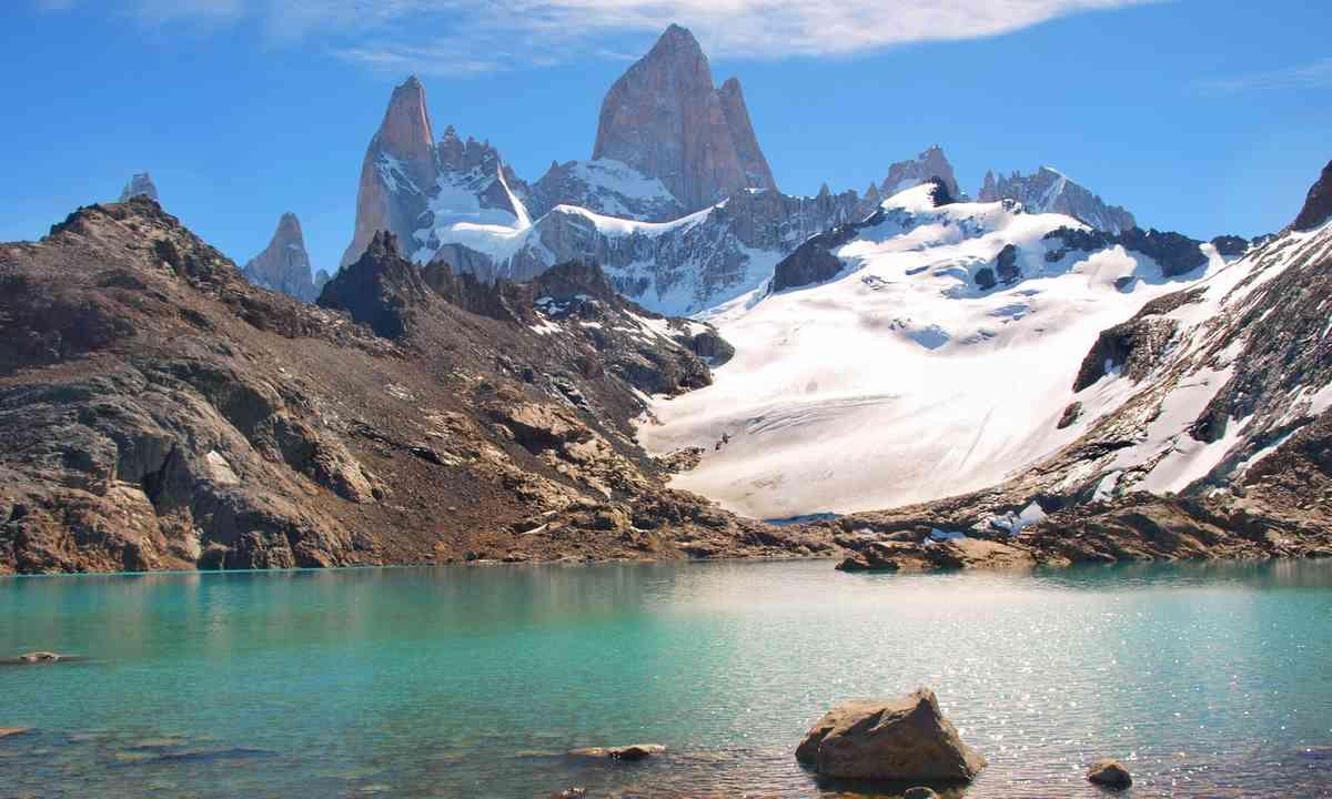 Laguna De Los Tres (Shutterstock.com)