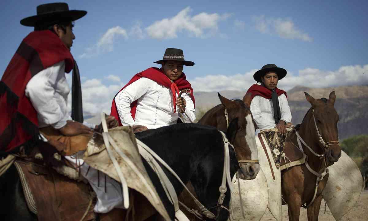 Gauchos in Cafayate. (Shutterstock.com)