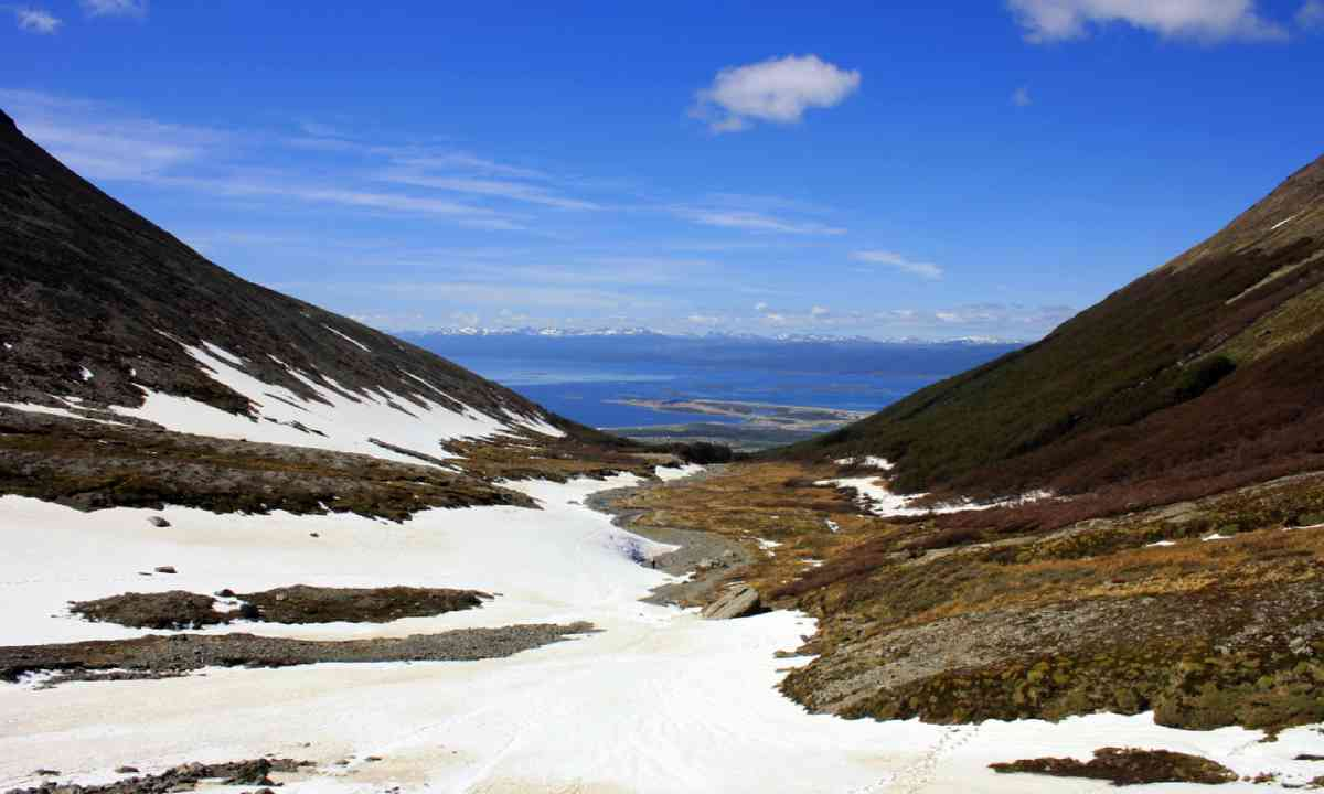 Glaciar Martial (Shutterstock)